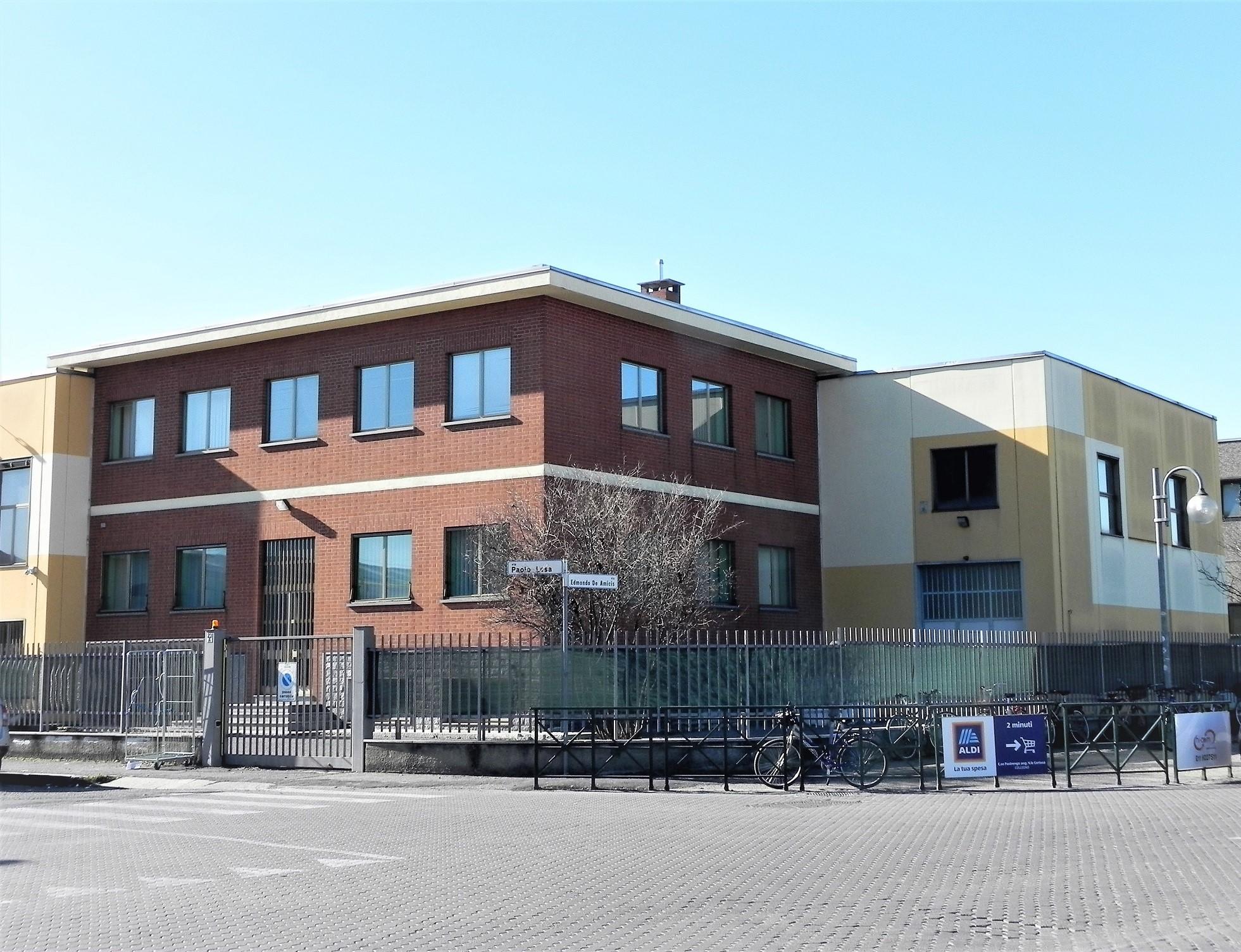 COLLEGNO – Uffico/capannone mq. 720