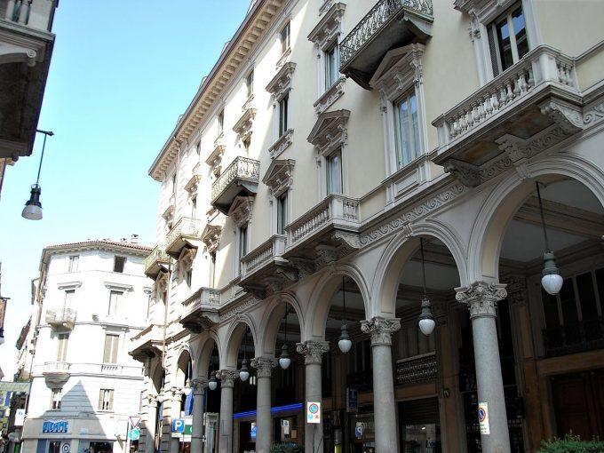TORINO – Via Barbaroux – Ufficio