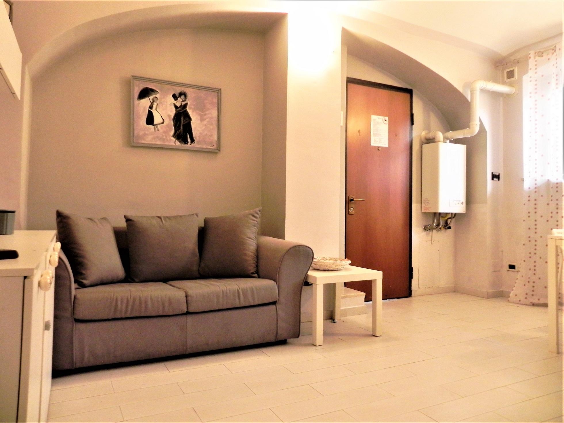 BORGATA ROSA – Appartamento mq. 45