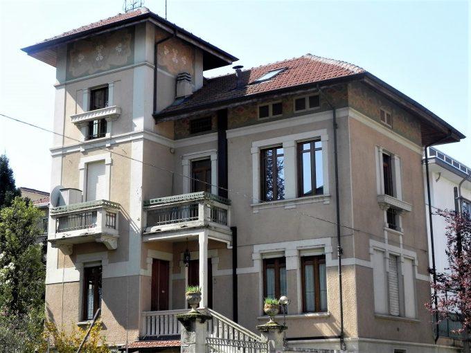TORINO – Via Boccaccio – Villa