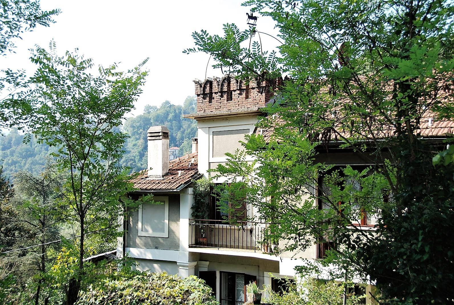 TORINO – Strada del Durio – Villa