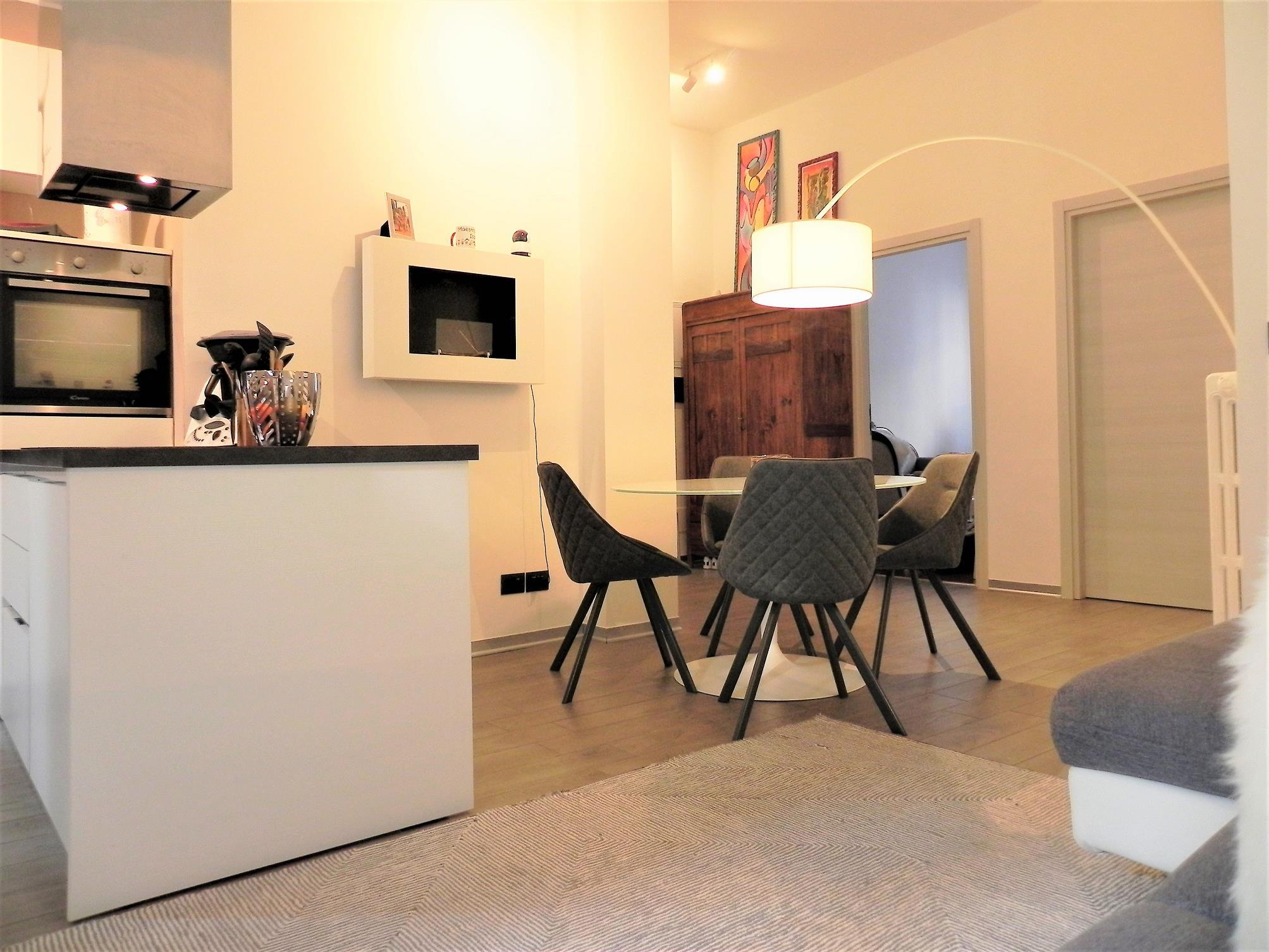 LOMELLINA – Appartamento mq. 80