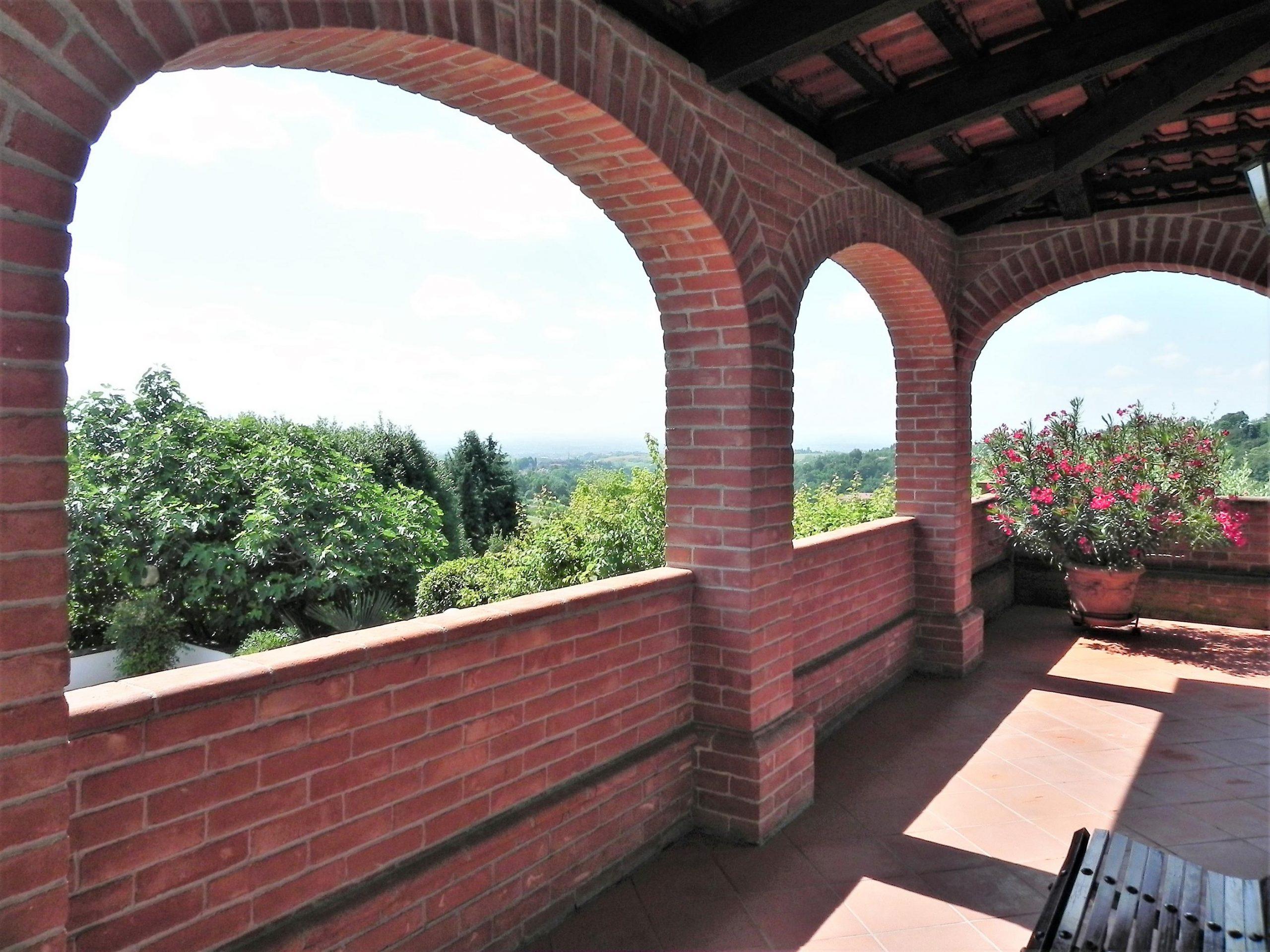 BALDISSERO T.SE – Villa mq. 450