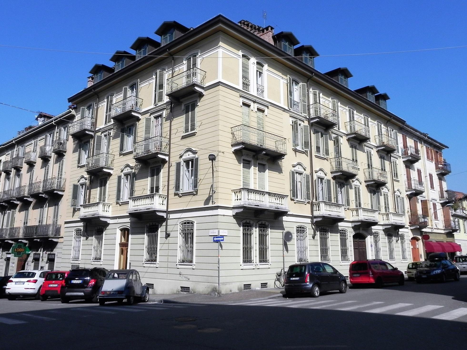 BORGO PO – Appartamento mq. 75